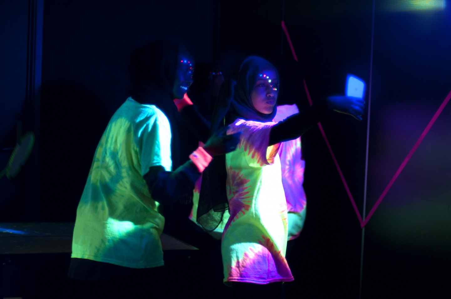 glowsports glow in the dark sport