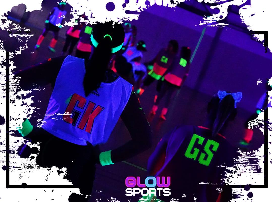 GlowSports - GlowNetball